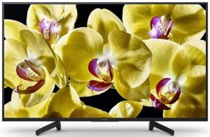 Sony Bravia KD-43X8000G & Cough