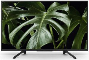 Sony Bravia KLV-43W672G & Cough