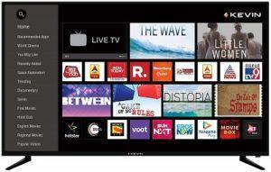 Kevin 55 Inch 4K UHD Smart TV