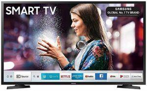 LG 4K TV & Cough