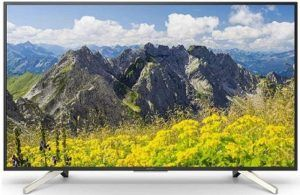Sony Bravia 55 Inch LED TV & Cough
