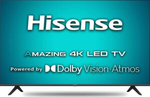 Hisense 4K UHD