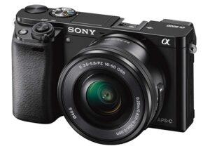 Sony Alpha ILCE 6000L