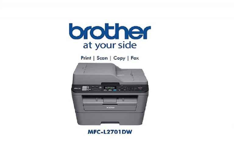 Brother MFC-L2701DW Review